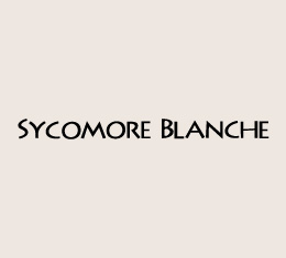sycomore blancheロゴ